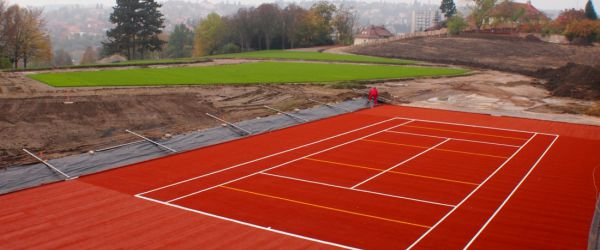 Image of  Tennis Turf – Prague